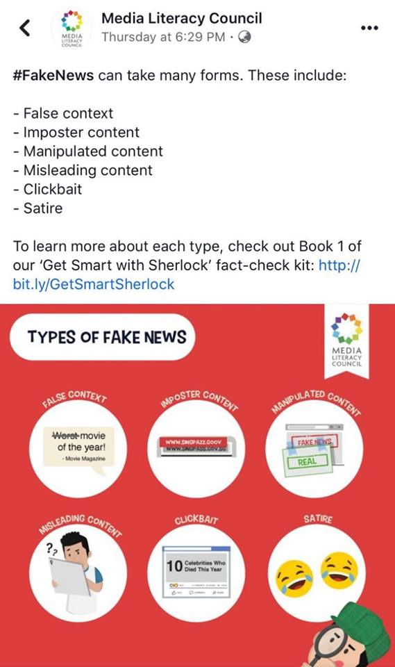The Story So Far Breaking Down The Term Fake News Black Dot